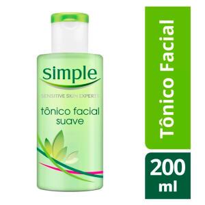 Tônico Facial Simple Suave 200ml