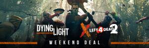 DYING LIGHT + LEFT 4 DEAD 2 | R$36,65
