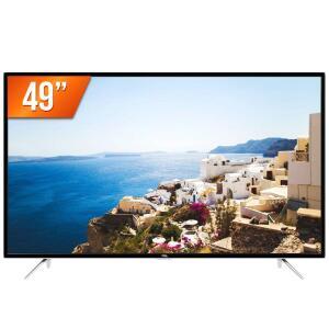 Smart Tv TCL 49'' Full HD   R$1499