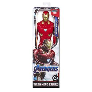 Boneco Titan Hero 2.0 Homem de Ferro, Avengers - R$48