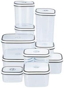 [Prime] Kit Potes 10 Peças Electrolux Transparente R$ 60