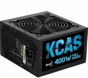 [Prime]Fonte Aerocool 400W 80 Plus White KCAS - R$177