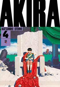 Akira - Volume 4 | R$38