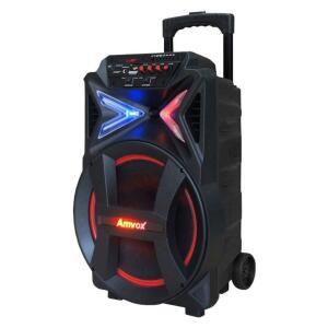 Caixa de Som Amplificada Amvox ACA 292 New Bluetooth 290W R$ 386