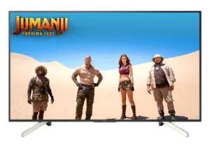 "Smart TV 55"" LED 4K HDR Android TV Smart & Durável KD-55X755F - R$2850"
