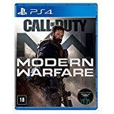 Call Of Duty Modern Warfare - Edição Padrão - PlayStation 4 - R$178 + frete