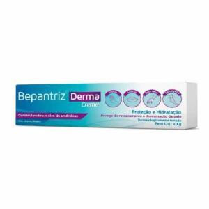 Beprantriz Derma Creme 20g - R$2,98