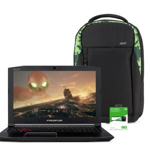 Helios 300 16GB GTX 1060 + Mochila + SSD240GB