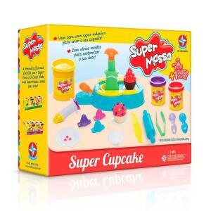 Massinha Super Massa Super Cupcake - Estrela - R$25