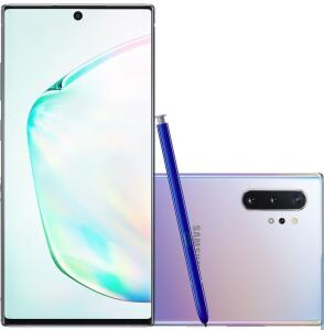[R$3.059,52 AME + C.C. AMERICANAS] Smartphone Samsung Galaxy Note 10+ 256GB Dual Chip
