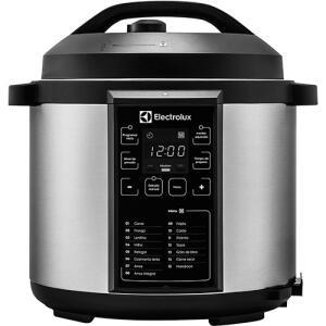 Panela De Pressão Elétrica 6l Electrolux Chef Pcc20 R$ 300