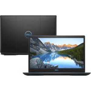"R$ 4.128 AME. C/Americanas. Notebook Dell Gaming G3-3590-a30p 9ª Intel Core I7 8GB (geforce Gtx1660ti com 6GB) 1TB + 128gb SSD Tela 15,6"""