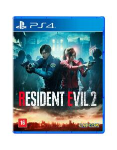 [R$ 93,59 cartão americanas + AME] Jogo Resident Evil 2 Remake - Mídia Física