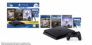 [R$1.359 AME] PlayStation 4 1Tb Hits Bundle 6 - R$1699