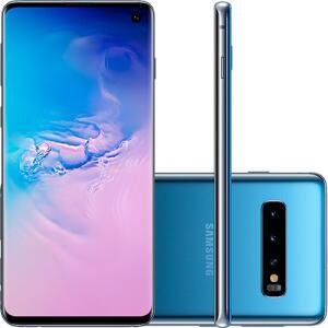 (AME R$2.400) Smartphone Samsung Galaxy S10 128GB | R$2.999