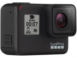 "GoPro HERO 7 BLACK 12MP 4K Bluetooth 2"" a Prova de Água   R$1439"