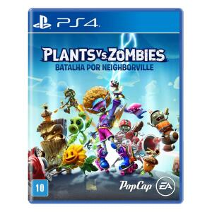 Jogo Plants vs. Zombies: Batalha por Neighborville - PS4 - R$100