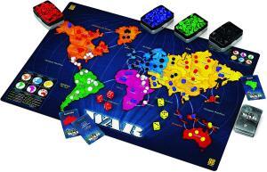 Jogo de tabuleiro War Grow | R$79
