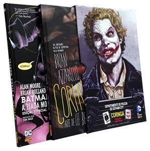 Box Coringa (Coringa de Brian Azzarello + Piada Mortal) | R$38