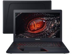 """Notebook Gamer Samsung Odyssey Intel Core i5 8GB - 1TB 15,6"""" Full HD R$ 3149"""