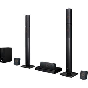 Home Theater Blu-ray 3D LG 1000w Lhb645n R$ 950