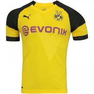 Camisa Borussia Dortmund I 18/19 Puma - Masculina | R$120
