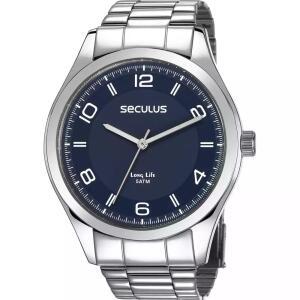 Relógio Seculus Masculino Long Life