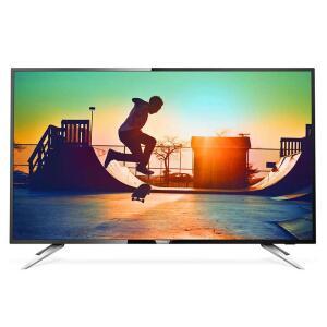 "Smart TV Philips 50"" LED Ultrafina UHD 4K 50PUG6102/78 R$ 1899"