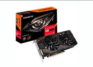 Placa de Vídeo Gigabyte AMD Radeon RX 590 Gaming 8G, GDDR5