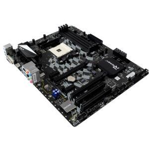 Placa Mãe Biostar B350GT5, Chipset B350, AMD AM4, ATX, DDR4 | R$400