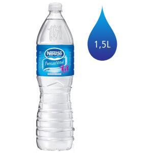 Água Mineral sem Gás Nestlé 1,5 Litros