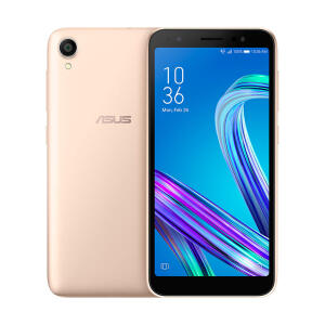 "Smartphone Asus Zenfone Live L1 Octacore 32GB Dourado 4G Tela 5.5"" Câmera 13MP Selfie 5MP Dual Chip Android 8"