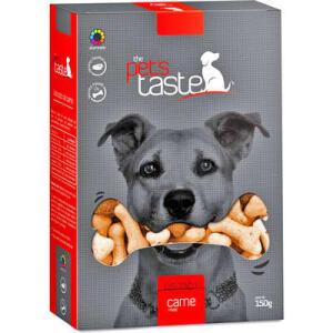 [Assinantes R$6,29] Biscoito The Pet's Taste de Carne - 150 g