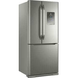 Geladeira/Refrigerador French Door Electrolux 579l Dm84x Inox 110v | R$ 3783