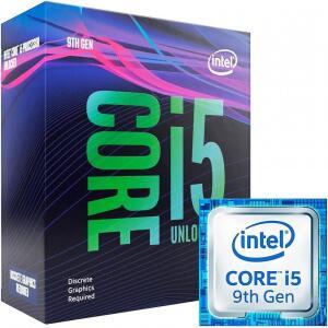Processador Intel Core i5-9600KF Hexa-Core 3.7GHz (4.6GHz Turbo) 9MB Cache LGA1151