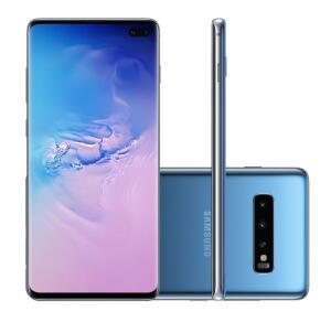 [R$ 2464 AME] Samsung Galaxy S10+ 128gb - R$3079
