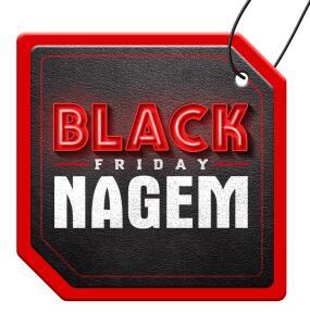 BLACK FRIDAY NA NAGEM