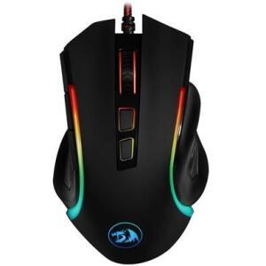 Mouse Gamer Redragon 7200 DPI, RGB, M607
