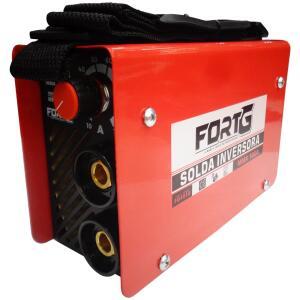 Máquina Inversora de Solda MMA 100A com Acessórios - FORTG-FG4010 | R$ 170