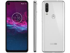Smartphone Motorola One Action 128GB + 4GB RAM | R$1.079