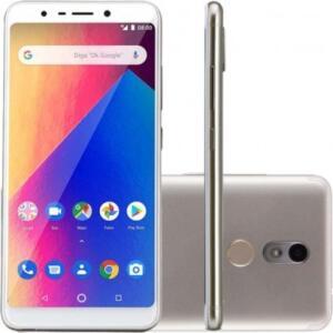Smartphone Multilaser MS60X 16GB Desbloqueado Dourado
