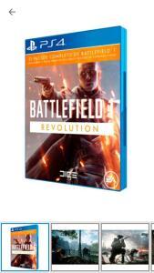 Batllefield 1 Revolution