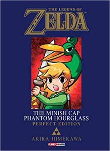 The Legend of Zelda. Ministério Cap. Phantom Hourglass volume.4
