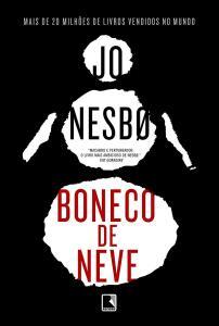 Boneco de Neve - Jo Nesbo, 12 reais