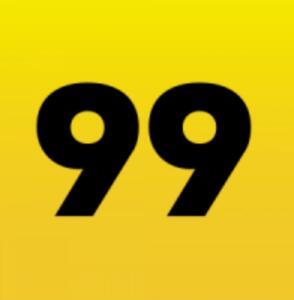 50% off em uma corrida na 99 Pop