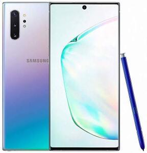Samsung Galaxy Note 10 preto 256G