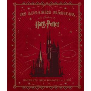 Os lugares mágicos dos filmes de Harry Potter R$57