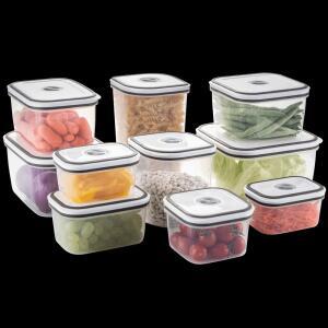 [APP] Potes Herméticos Eletrolux 10 peças R$45