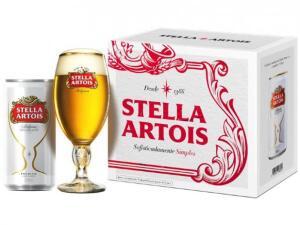 Cerveja stella 269 ml