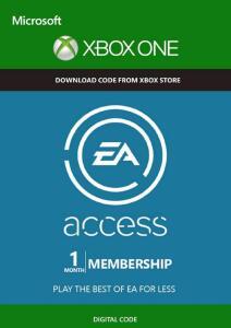 EA Access - 1 Mês (Xbox One)